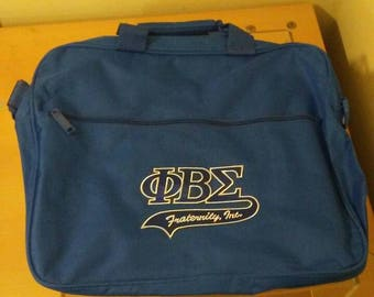 Phi Beta Sigma - Messenger Bag