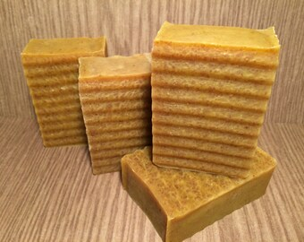 Carrot Soap - Unscented
