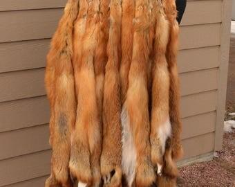 1 - Tanned Red Fox TNRF-MG