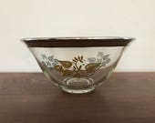 Georges Briard Glass Bowl - Mid-Century