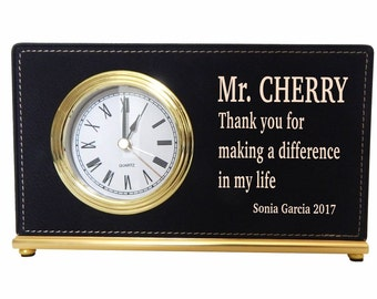 Personalized Student to Teacher Thank you Gift,Teacher Appreciation Gift, Custom Teacher Gift, Teacher Gift, Gift to my Teacher, LCT006