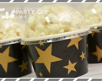 Movie Night Birthday Party-Superstar Party Cups-Treat Cups