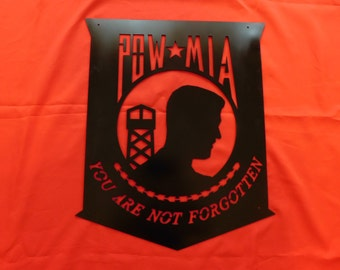 POW-MIA Emblem