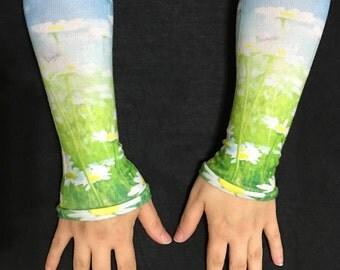 Arm warmers - Daisy