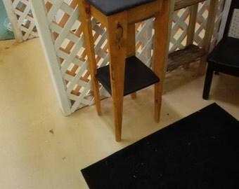 Handmade End-table, Nightstand table, Entryway table, Side table, 32x12x12