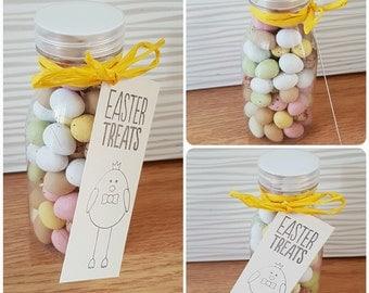 Easter Treats, chocolate mini eggs