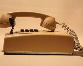 Vintage Northern Telecom Wall Phone