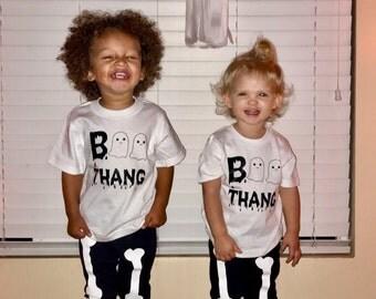 Boooooo Thang Kids Tee