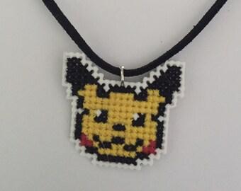 Pokemon Pikachu neclace