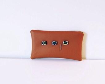 mini pouch trio