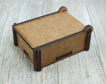 2.6 x 1.8 puzzle box, Long top
