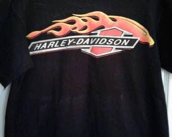 Medium Harley Devidson tee shirt 1987