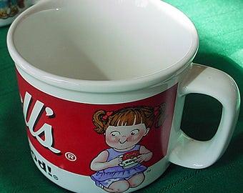 Cambells Collectible Ceramic Soup Mug