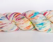 """Merino Fingering Weight Sock Yarn Thanks for Mutton """"Can't Sleep"""""""
