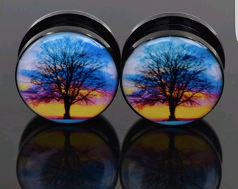 Tree of life screw back plugs