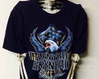 Small Lynyrd Skynyrd Free Bird tee