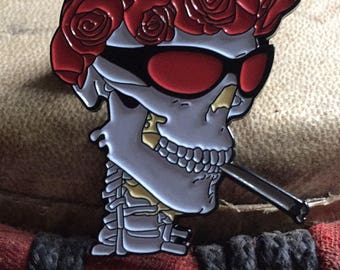 Dark Star hat pin