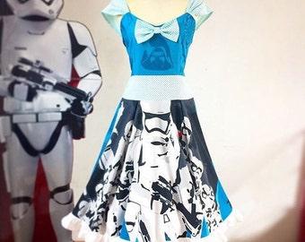 Geek Star Wars Stormtroopers dress