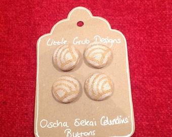 Oscha Sekal Celindine Buttons (4)