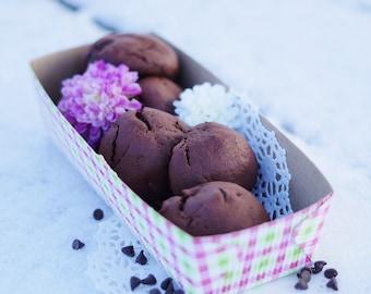 Chocolate Cookies, Double Chocolate Cookies, Pudding Cookies, Chocolate Chip Cookies