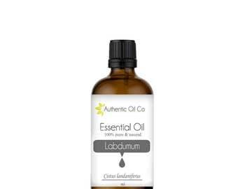 Labdanum Absolute Essential oil 10ml