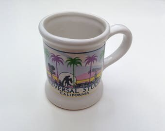 Vintage Universal Studios Espresso Mug