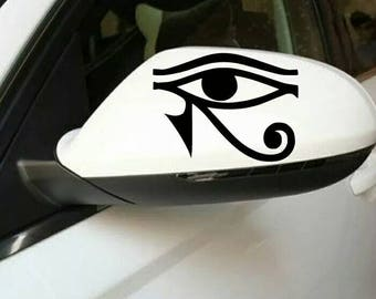 Eye of Horus Indoor/Outdoor Wall Sticker Heru Eye of Ra