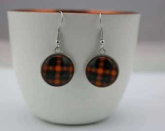 Earrings Cabochons original