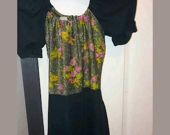 Original 1960s dress size UK 6