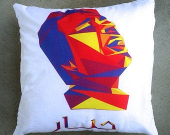 Abdelhalim Hafedh cushion by Knox Me