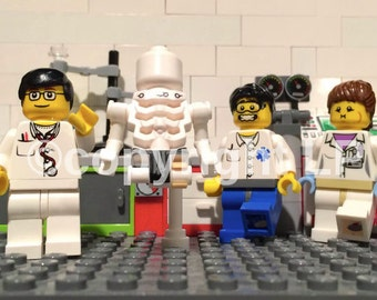 Lego Medical School Student