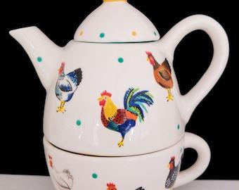 Animal Tea for Ones