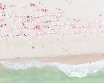 Cape May IV - Aerial Beach Photography