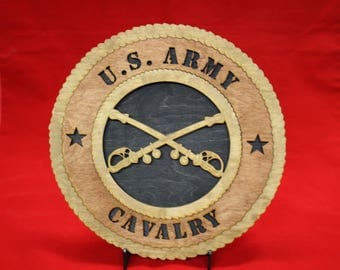 US ARMY Cavalry Tribute