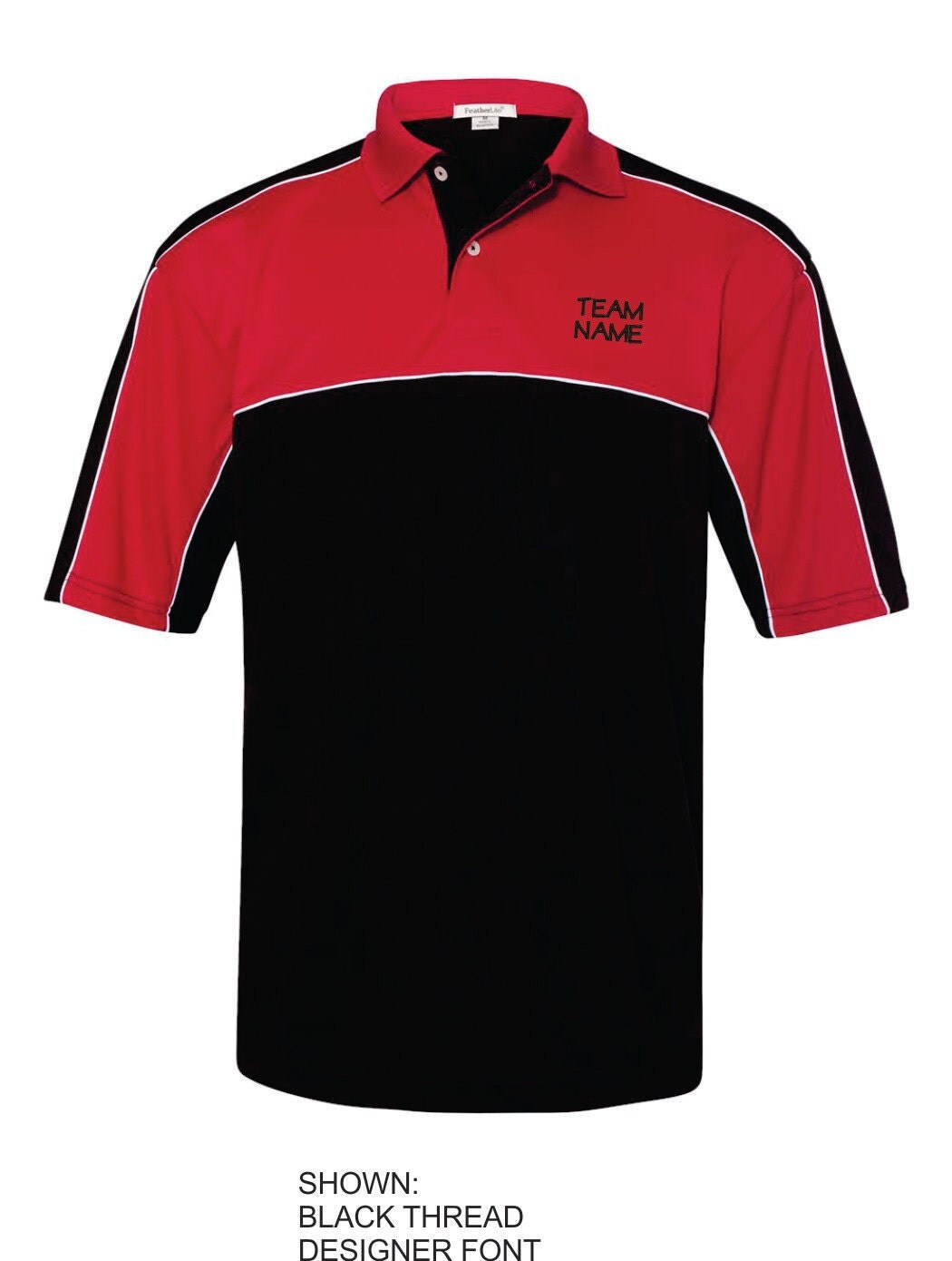 Personalized bowling team shirt custom name