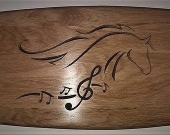 Provencal table 'Riding music'