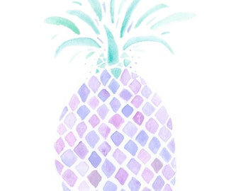 Mermaid Pineapple