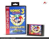 Sonic 3 Complete Custom ROM
