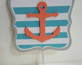 Nautical Style Wall Hanging Hook