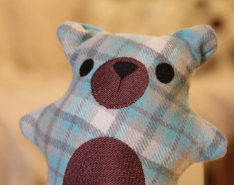 Customized Teddy Bears -- Any Color/Pattern Your Heart Desires