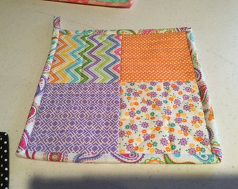 Pot Holder/Hot Pads Quilted