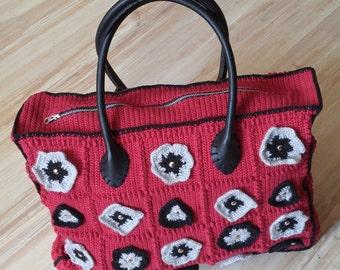 Handbag Anita crochet crochet