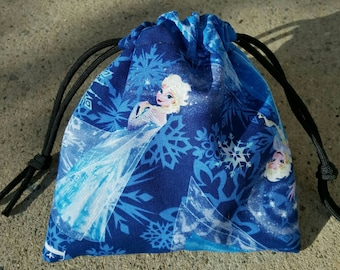 EDC Spinner Pouch, Carry Case Elsa from Frozen.