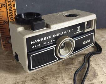 Vintage Kodak Hawkeye Instamatic II Camera