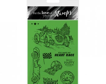 Brand New! For the Love of Stamps - Classic Cars
