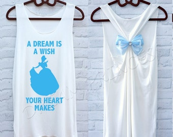 Cinderella Princess Disney shirts :Disney tank tops /Disney tank top /Disney shirts for women/Disney shirts for kids / Disney family shirts