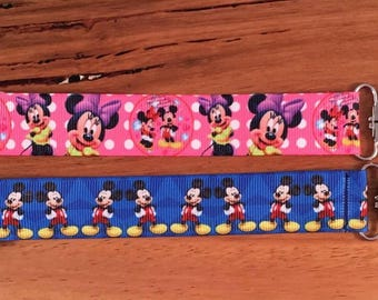 Mickey Mouse and Minnie Mouse Dummy Clips