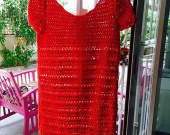Dress crochet / crochet dress
