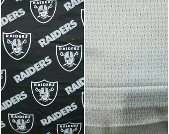 Raiders pocket pillow covers