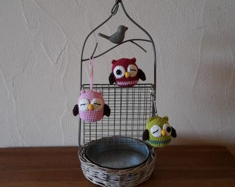 Nice mini crochet. AMIGURUMI